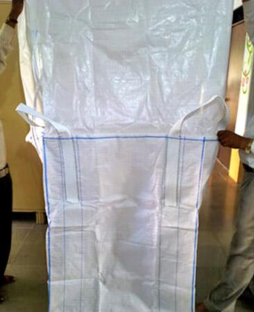 Bag with Top Skirt